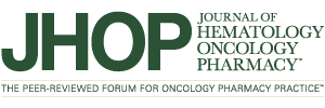The Journal of Hematology Oncology Pharmacy